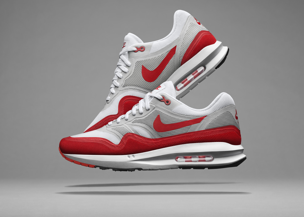 Air Max Lunar1 Rouge Og