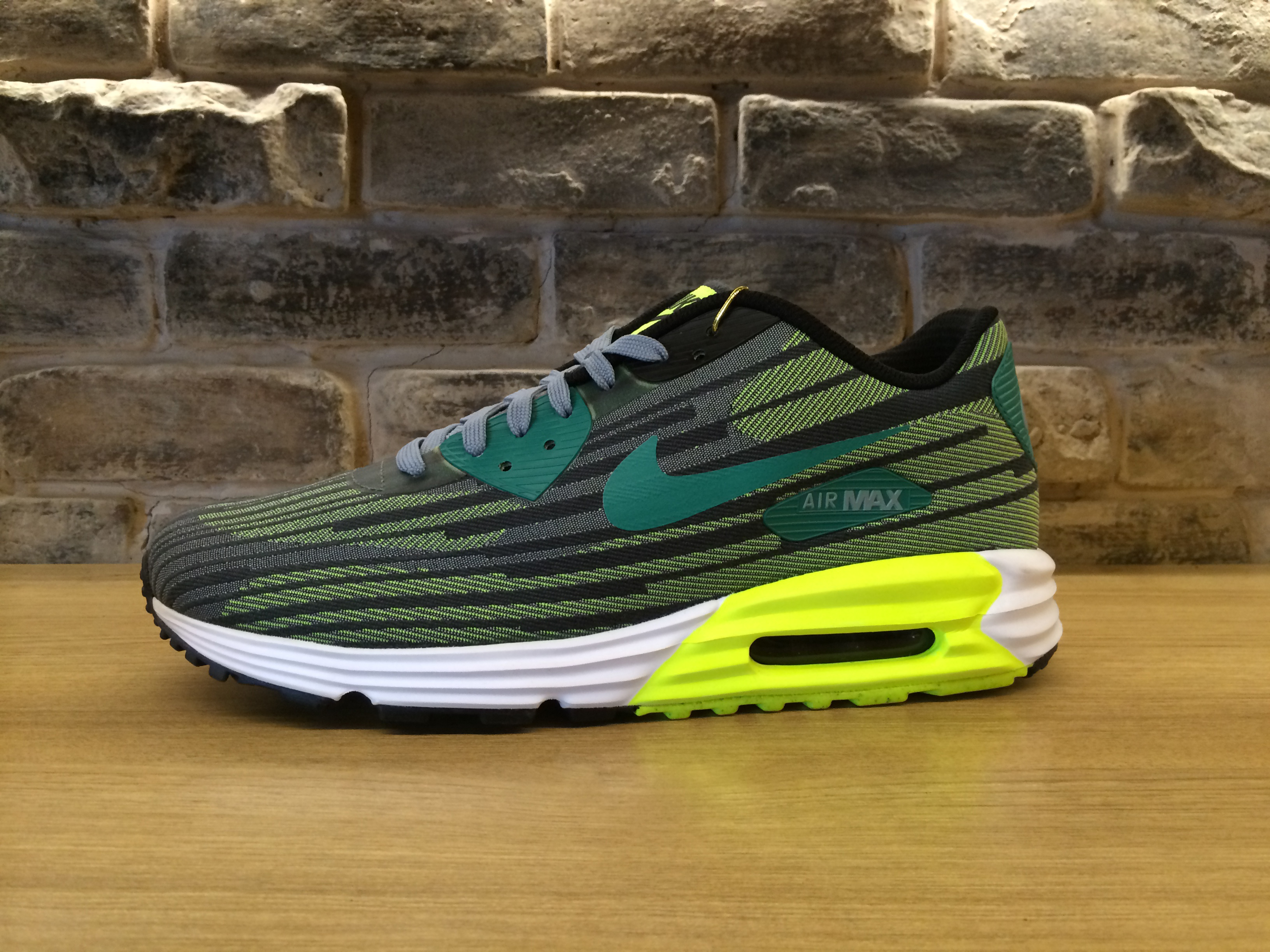 nike air max 1 lunar jacquard review