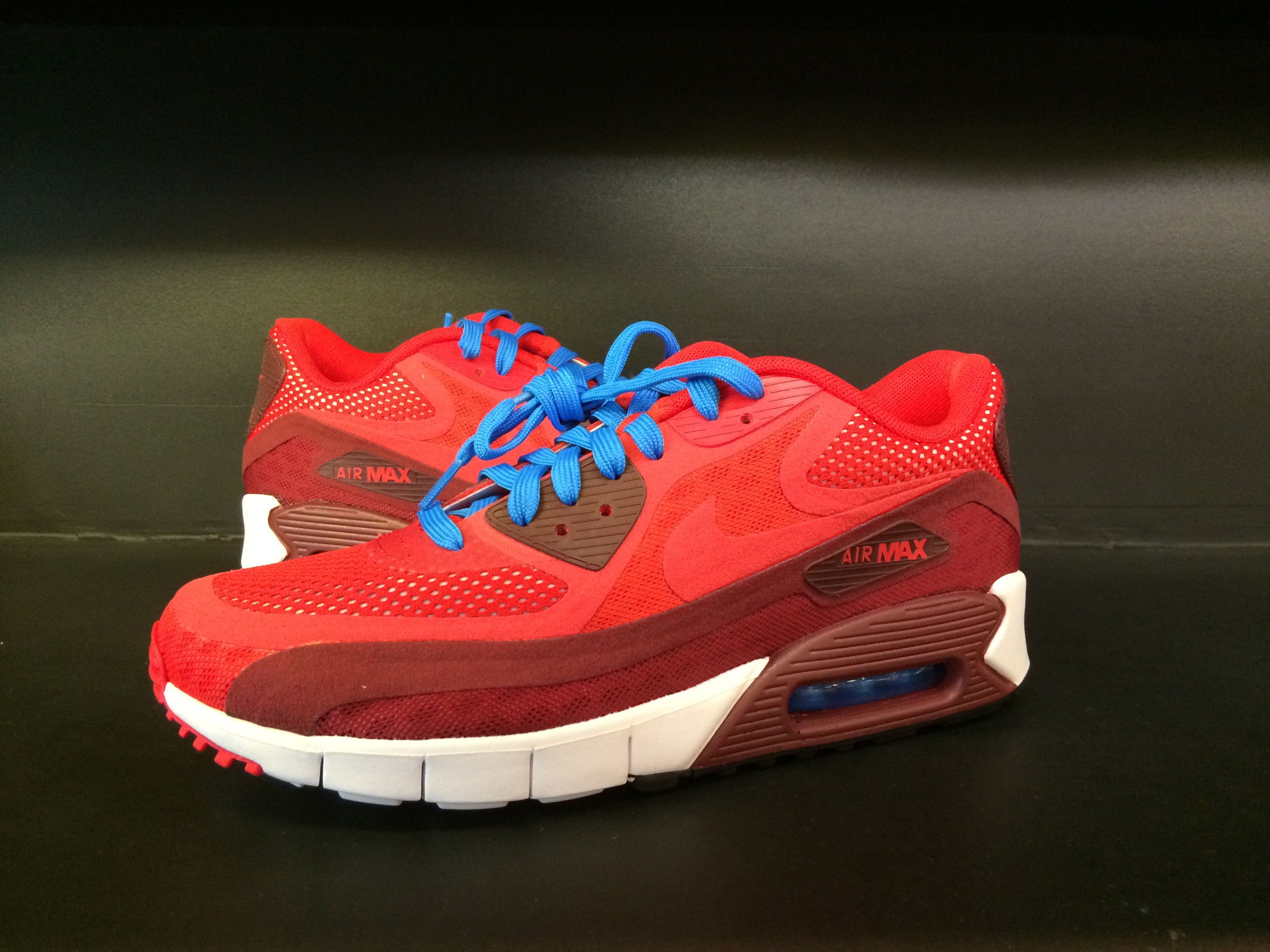 Red or Blue pill  The Nike Air Max 90 Breathe ... 3740bdcaa