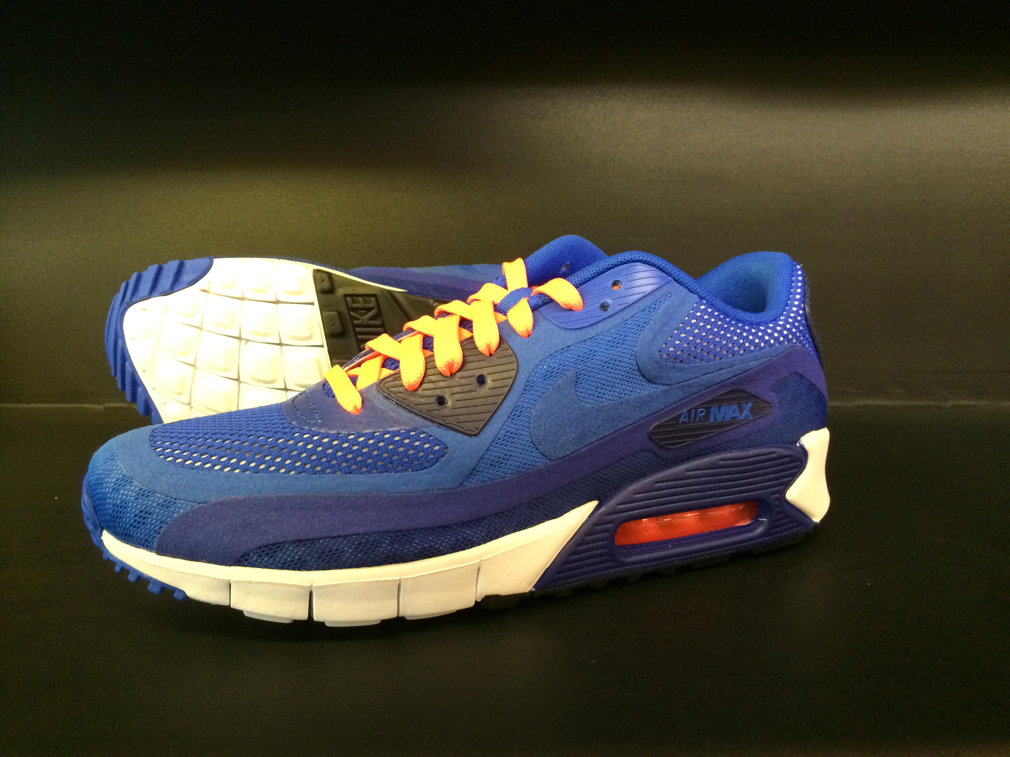 Nike Air Max 90 Breathe Blue