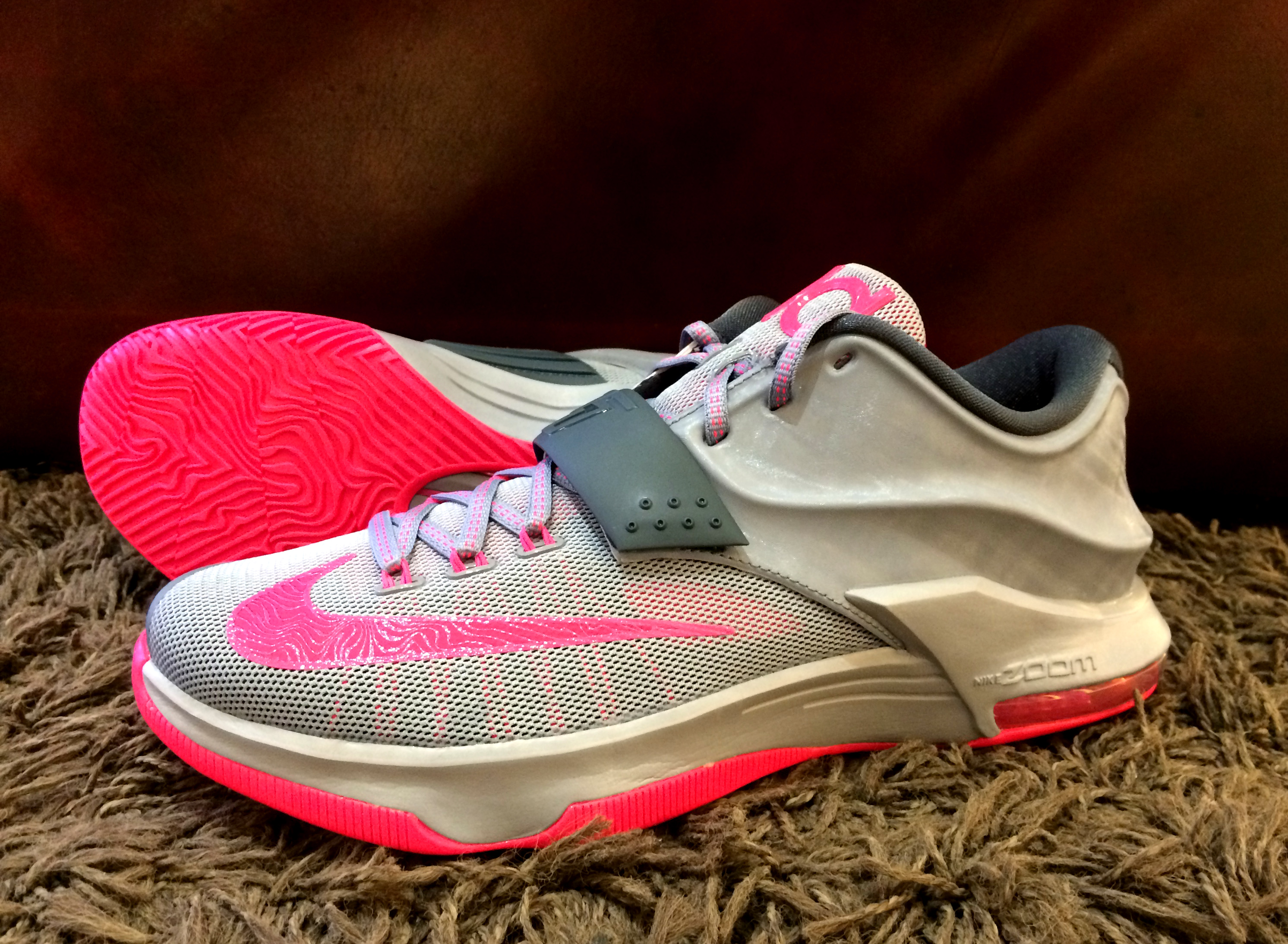 new concept 1dd72 0f852 Nike KD 7  Calm before the storm