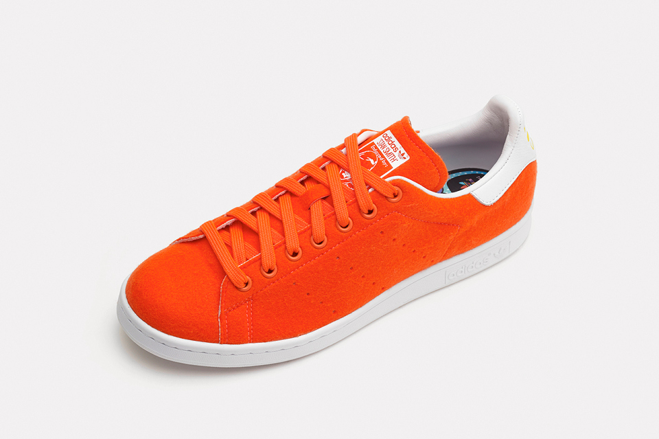 Adidas STAN SMITH arancione