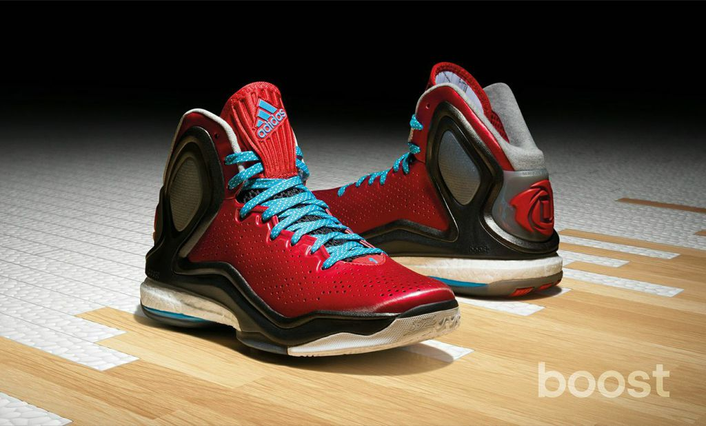 adidas d rose 5 boost woven