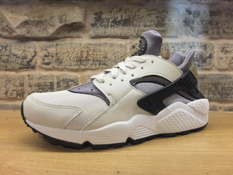 mens nike air huarache light white gold