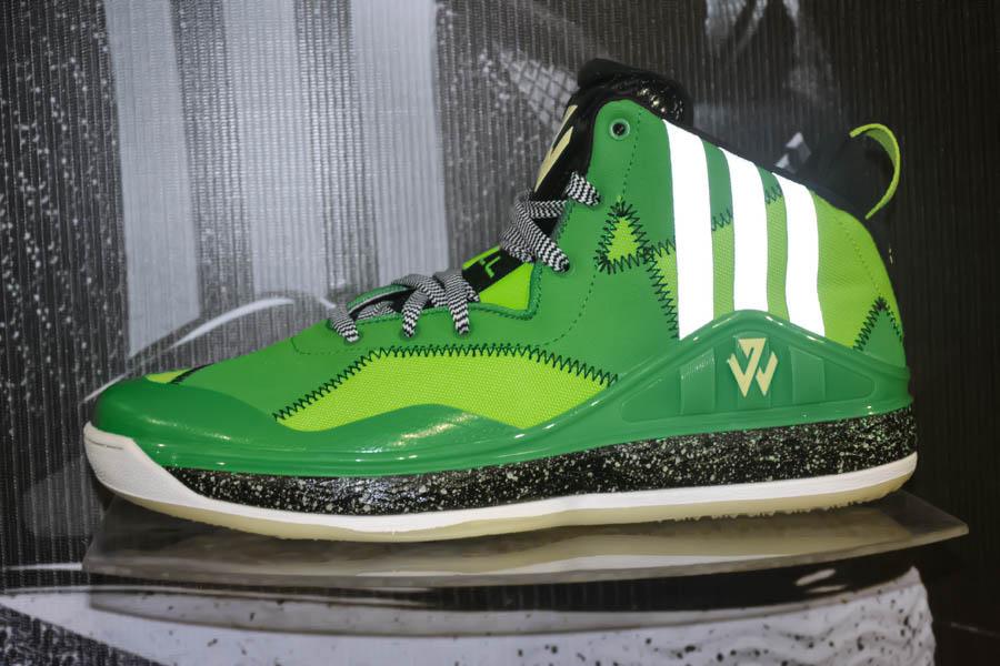 designer fashion 6bc01 e50be ... adidas john wall green adidas john wall sky blue green .