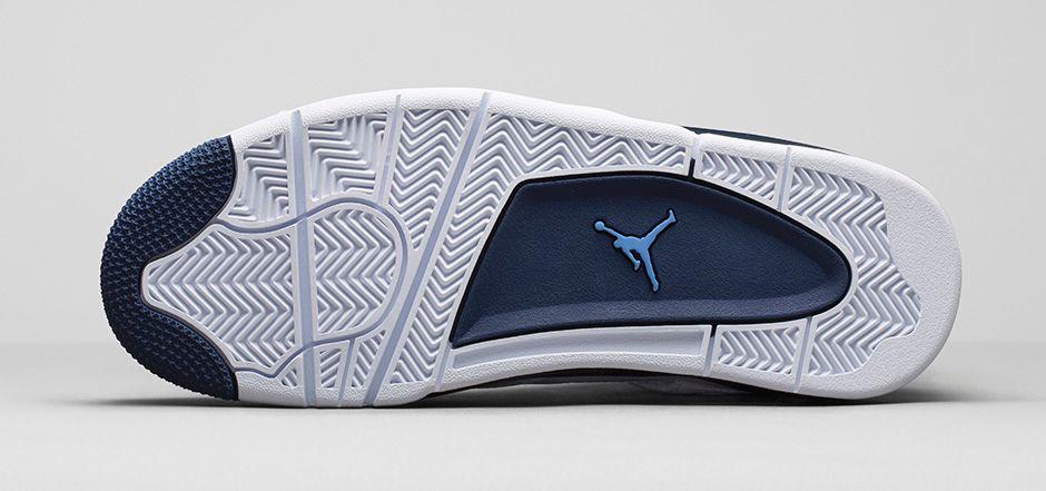 Air Jordan 4 Retrò Ls Leggenda Blu 2015 Hyperdunks uiANGU5W08