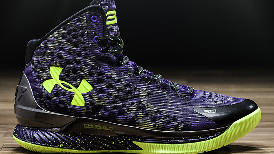 Under Armour Curry One | Kickspotting