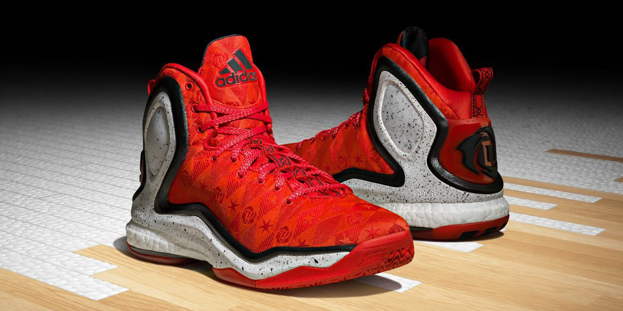 adidas d rose 5 boost test