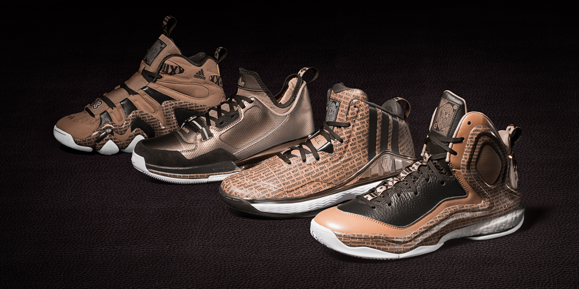 competitive price 0d589 fd93f adidas Basketball Black History Month Collection