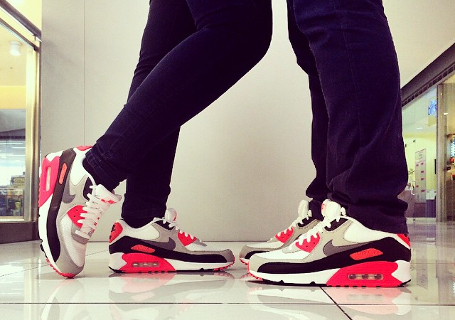 nike air max couples