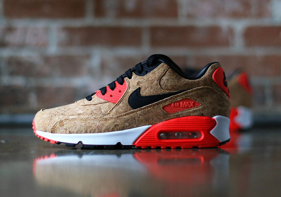 purchase nike air max 90 25th anniversary cork the hundreds 0e891 4af9c   authentic nike air max 90 cork 9b58a 590fc 620bf6758
