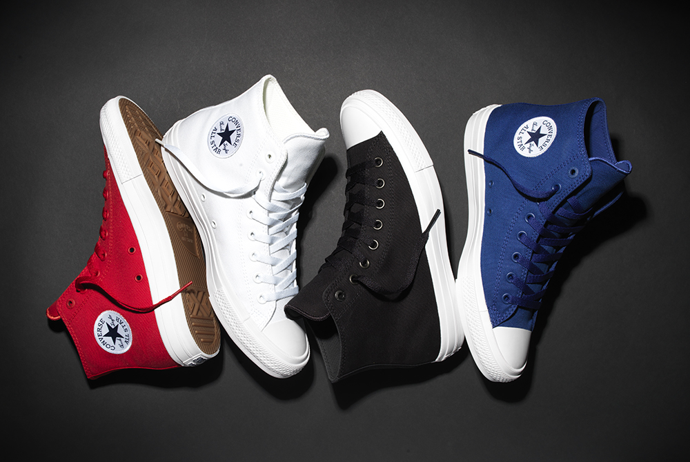 f2c653f9031 Converse Chuck Taylor All Star II Out Now