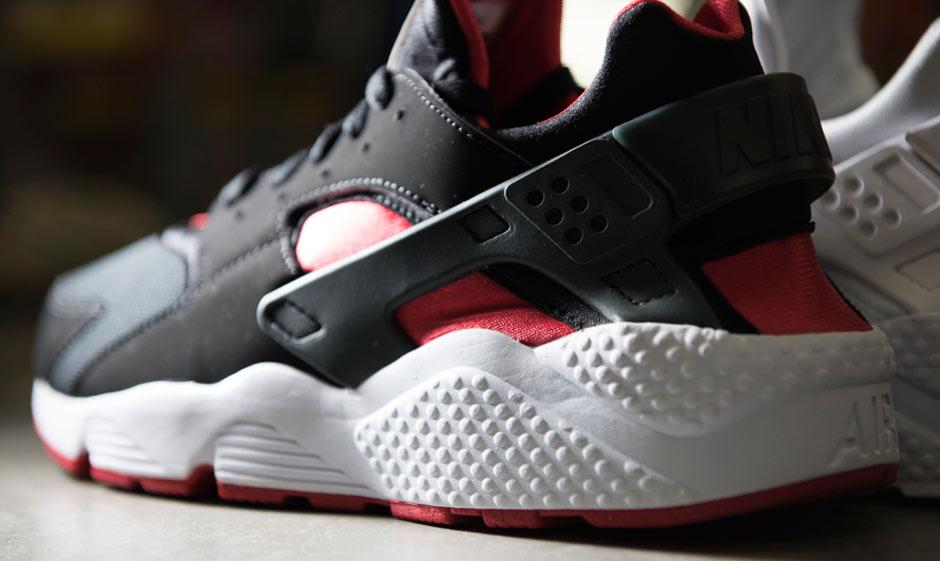 Nike Air Huarache 'Bred' | Kickspotting
