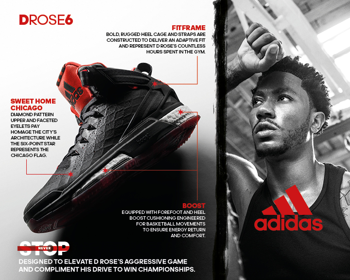 adidas d rose 6 traction
