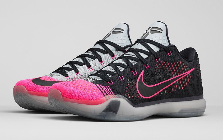 98122eec32b7 Nike Kobe X Elite Mambacurial