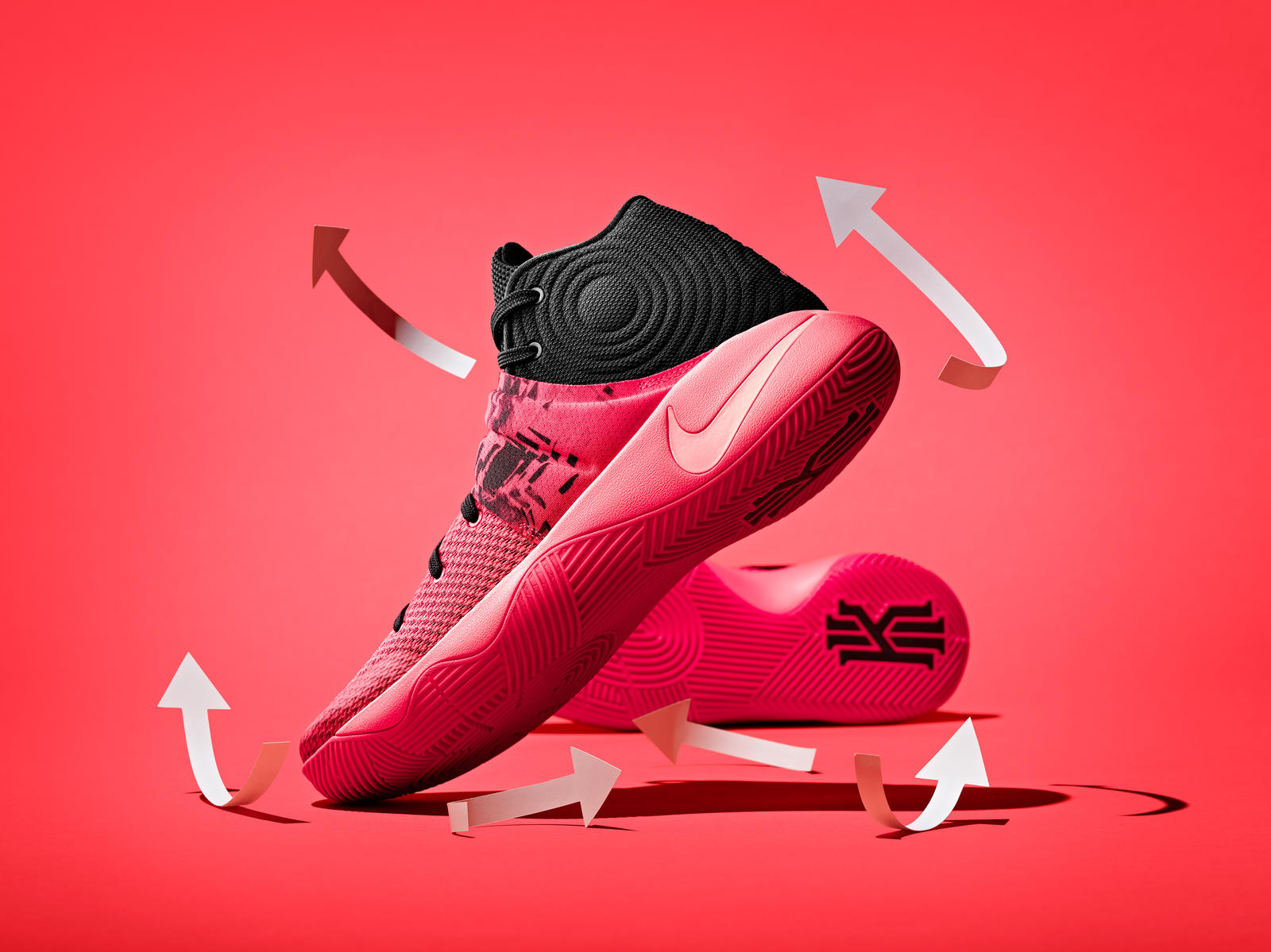 Nike Unveils the Kyrie 2