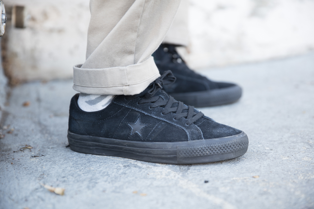 converse one star pro 2016