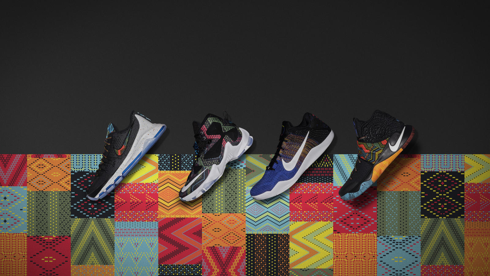Nike Launches 2016 Black History Month Collection Kickspotting