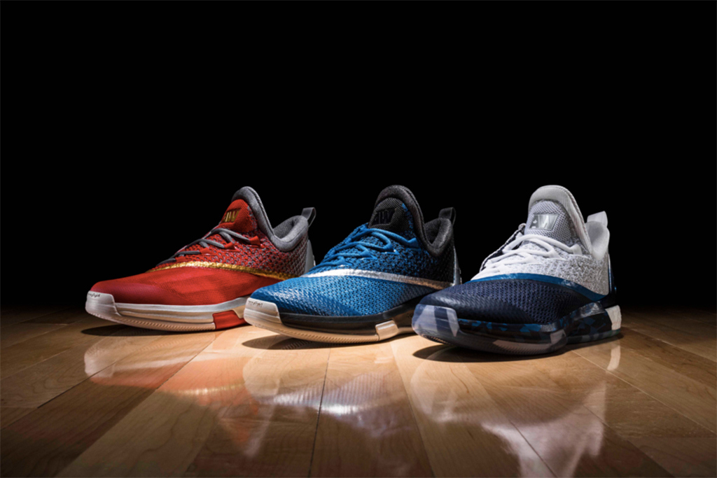 outlet store 182b9 8cca7 adidas unveils Andrew Wiggins Crazylight Boost 2.5 PEs