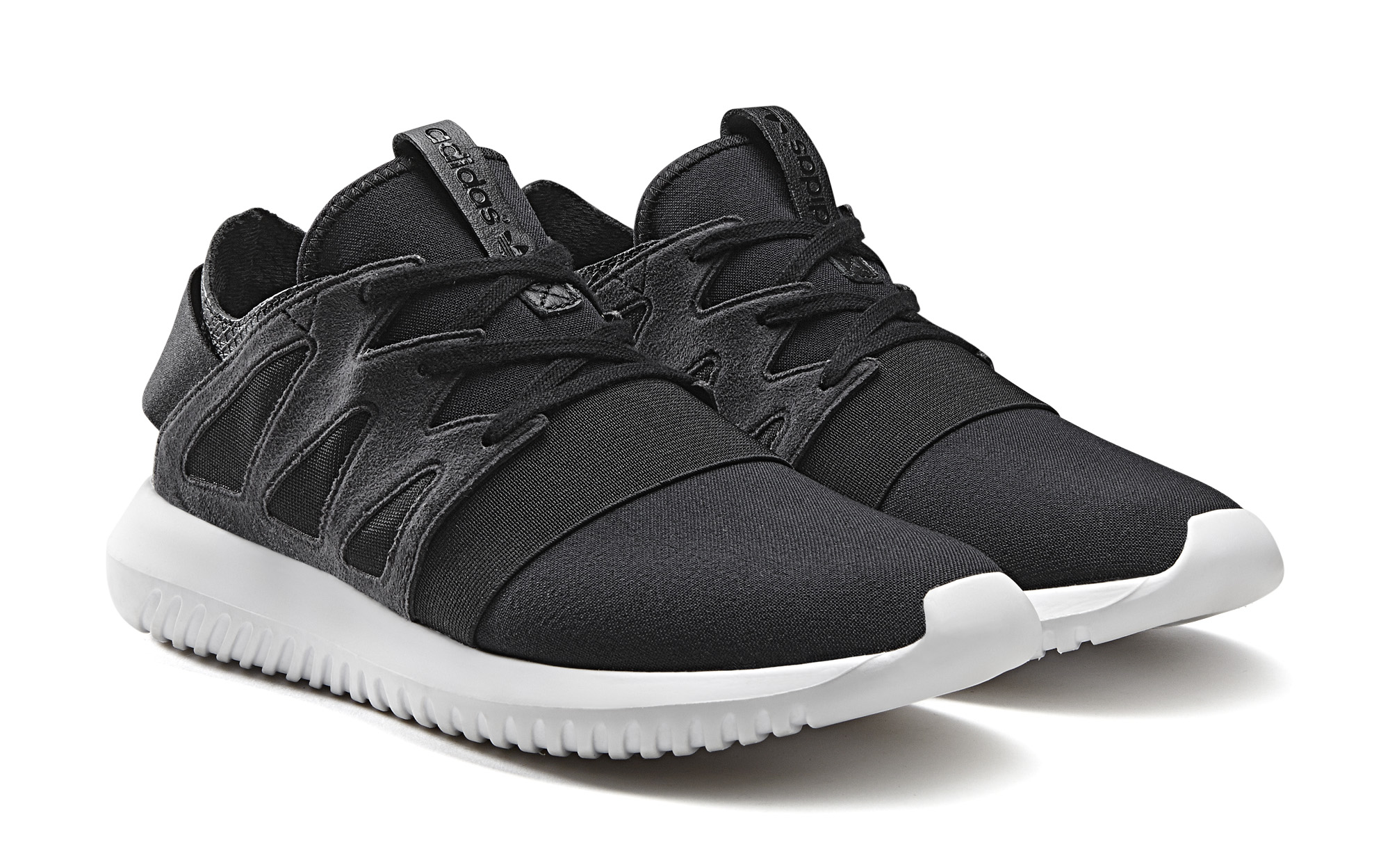 Adidas Tubular Viral W Women US 10 Black SNEAKERS