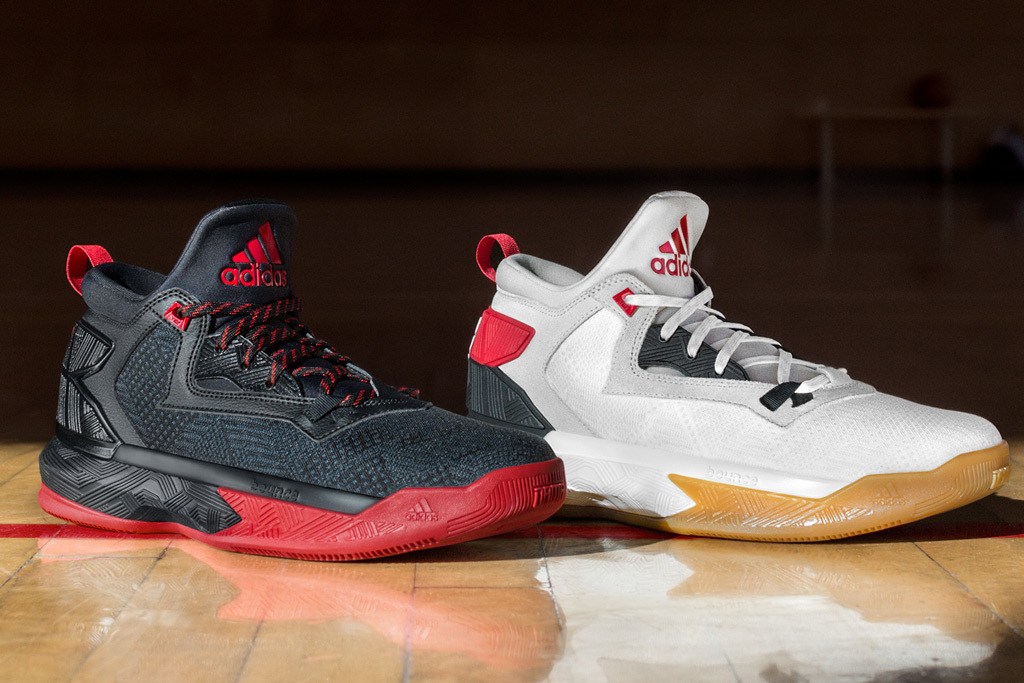 premium selection 0886b b0e29 adidas D Lillard 2 Ripcity and Road Colorways Out Now