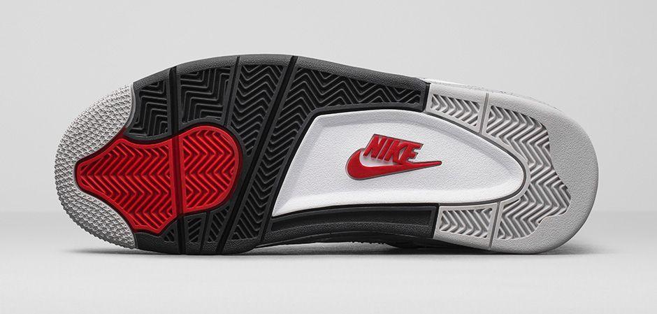 Nike Air Jordan 4 De Cemento Gris LQgcmEEfNq