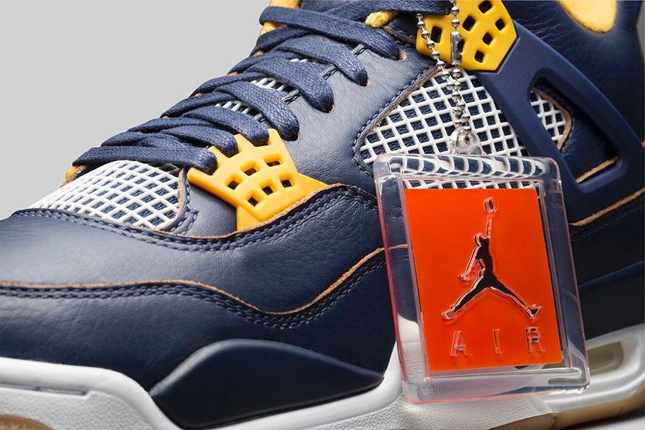 the latest 0e926 8f6e4 Jordan 4 'Dunk from Above'   Kickspotting