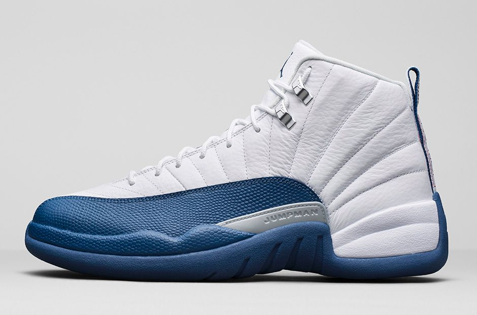 jordan 12 french bleu where to acheter
