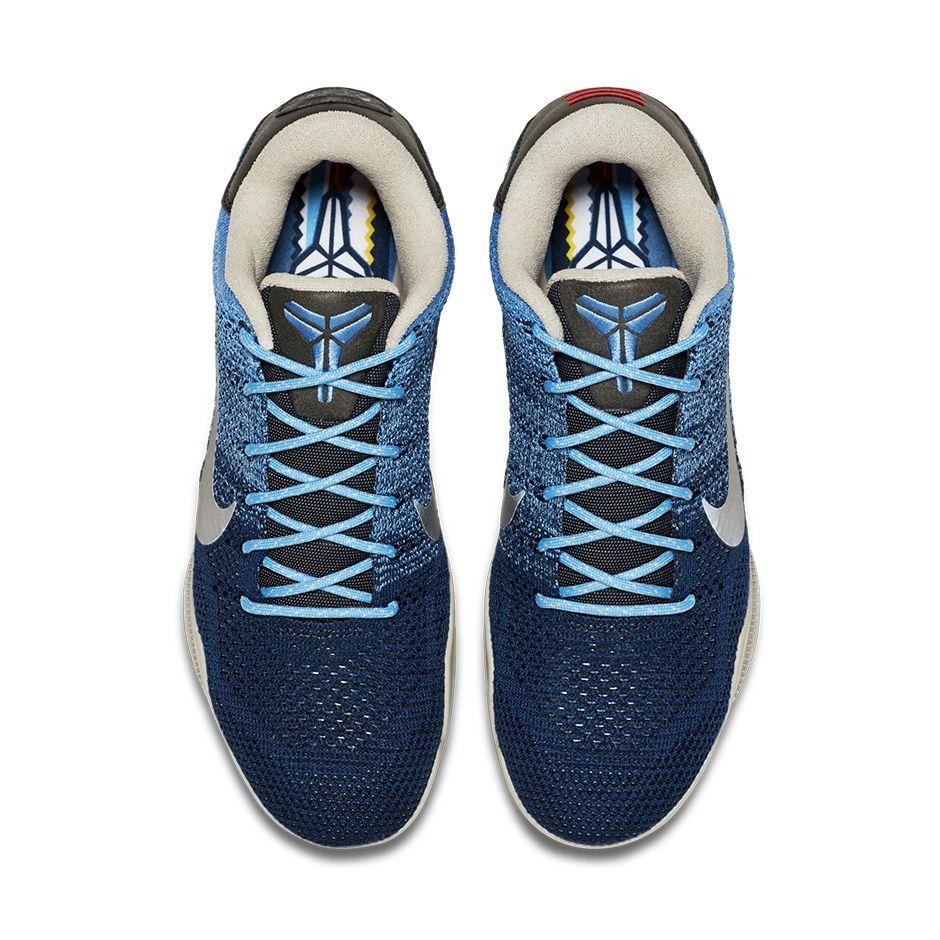 buy popular e4c57 5b3d4 Kobe 11  Brave Blue    Kickspotting