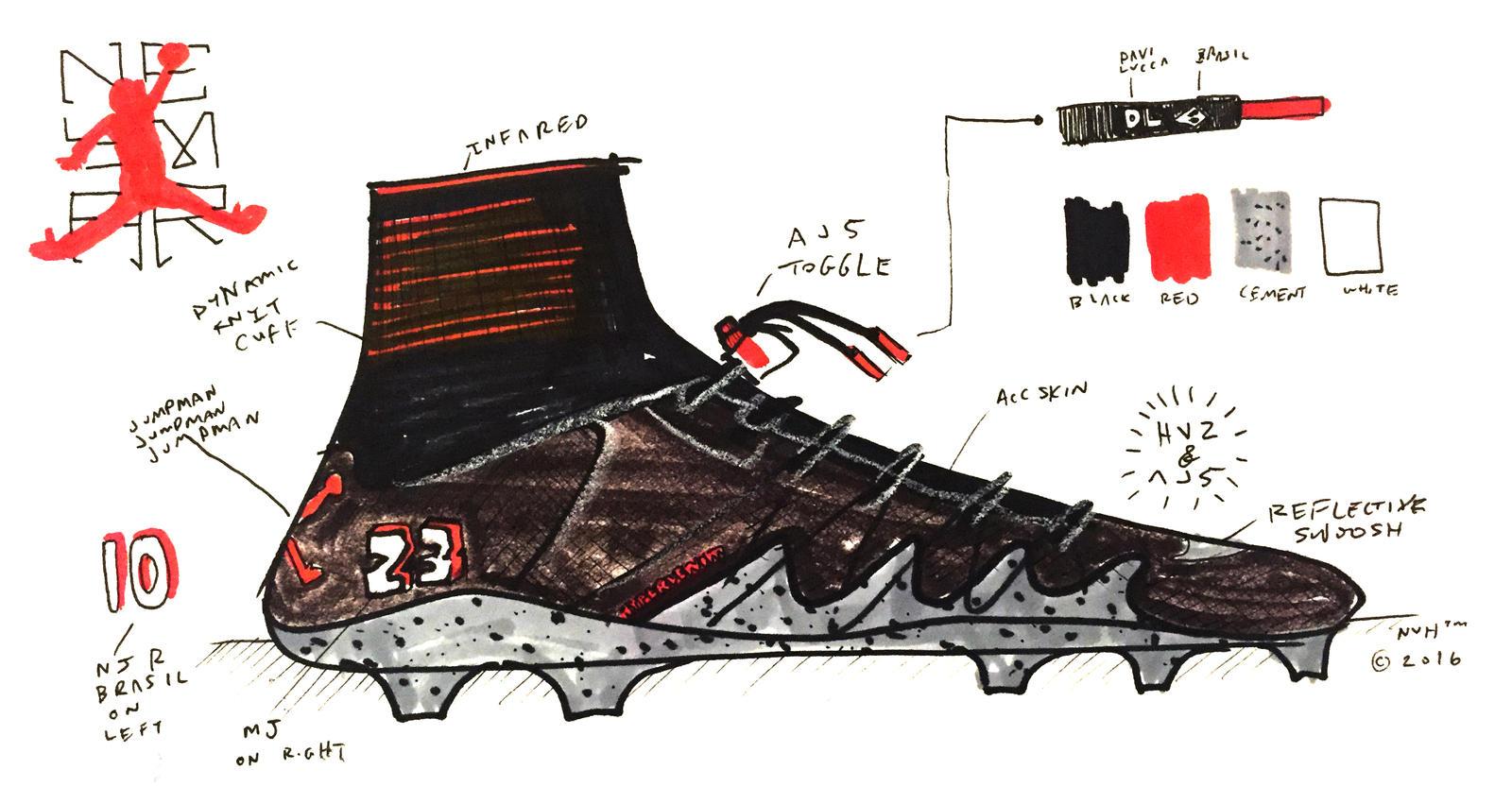 competitive price db890 f4254 Nike Introduces the NJR x Jordan Collection | Kickspotting