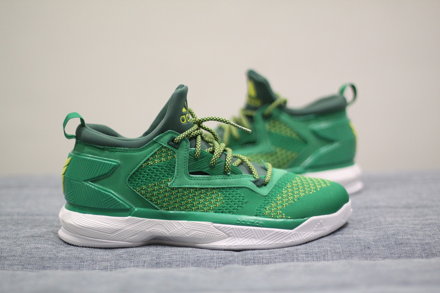 separation shoes a6413 1275d adidas Lillard 2 Primeknit Performance Review