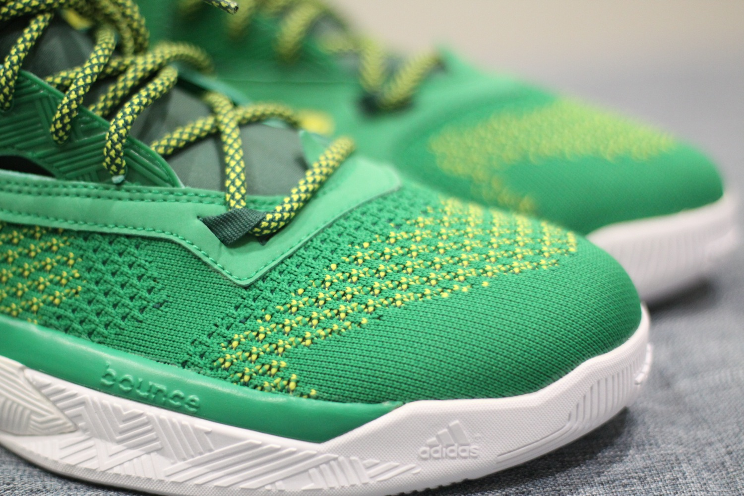 promo code ebe6e efc55 Both feature Primeknit uppers and Bounce cushioning. Thank you to the NBA  Store PH for hooking us up with the Oakland As colorway, now lets get  right to ...