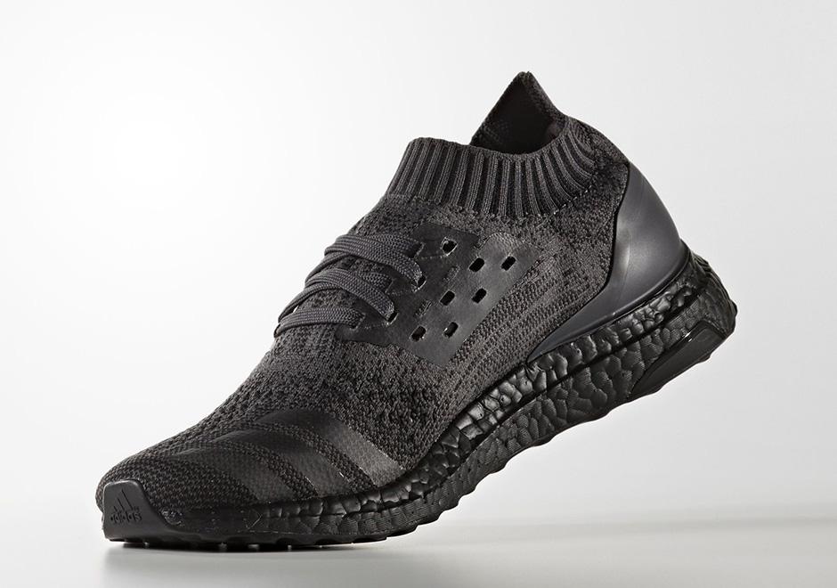 Adidas Ultra Boost Trippel Svart 4,0 Australia