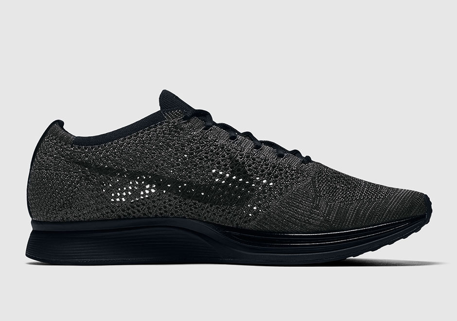 8660662938f0 Nike to Release Flyknit Racer  Triple Black  at Midnight