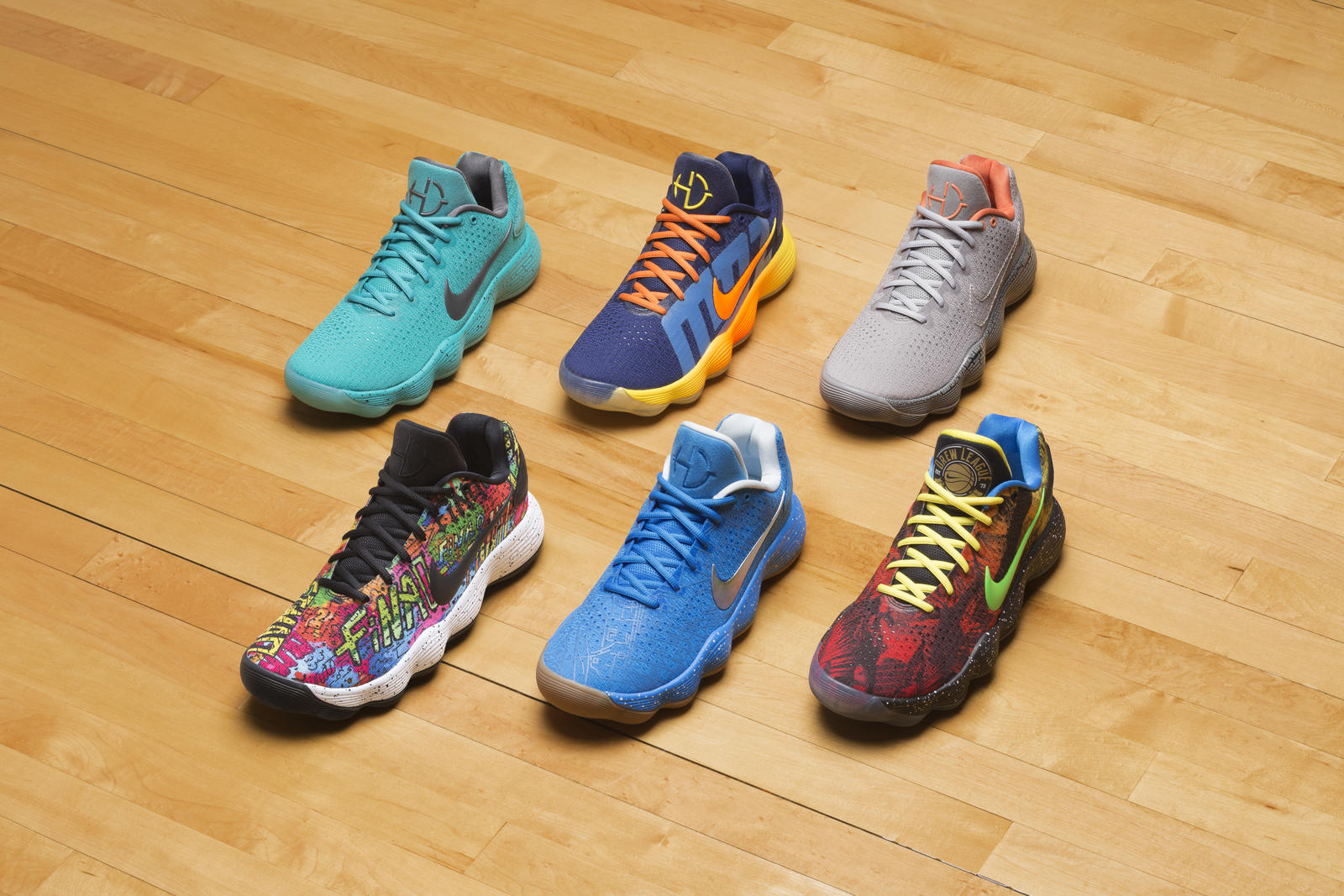 New Nike Hyperdunk Low Collection Celebrates Basketball's Global Capital  Cities