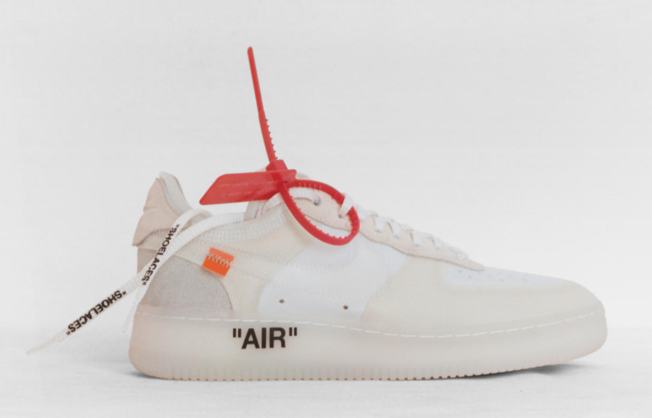 Nike Air Force 1 x Virgil Abloh