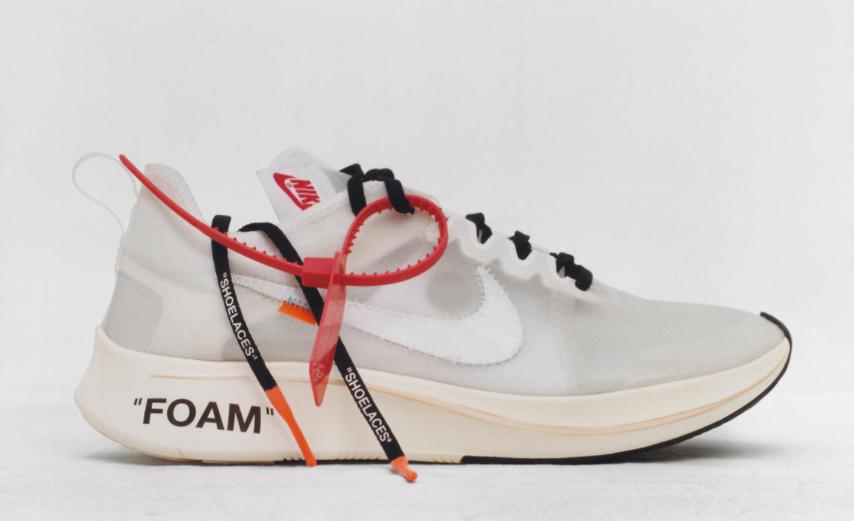 Nike Zoom VaporFly x Virgil Abloh