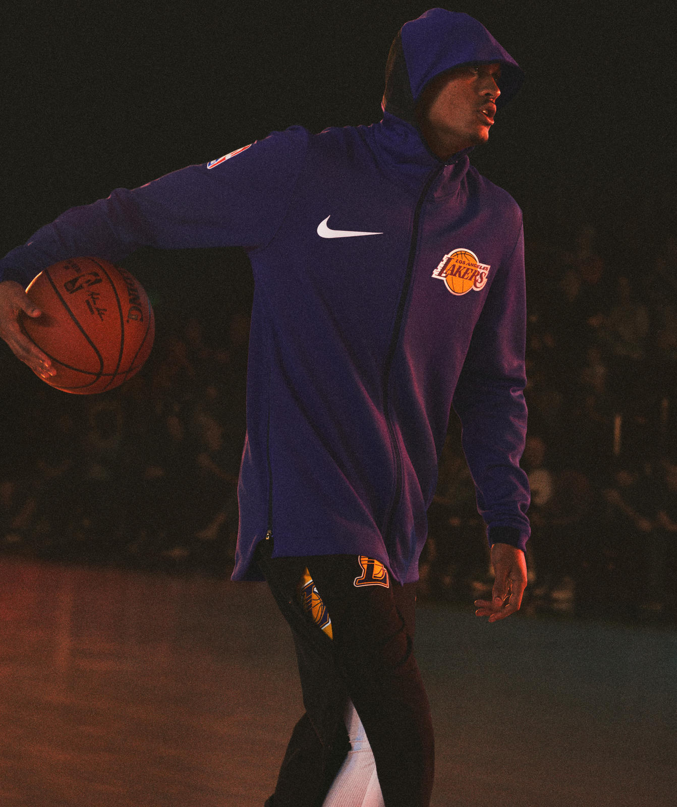 A Look Under the Hood: Nike Therma Flex Showtime Warm up