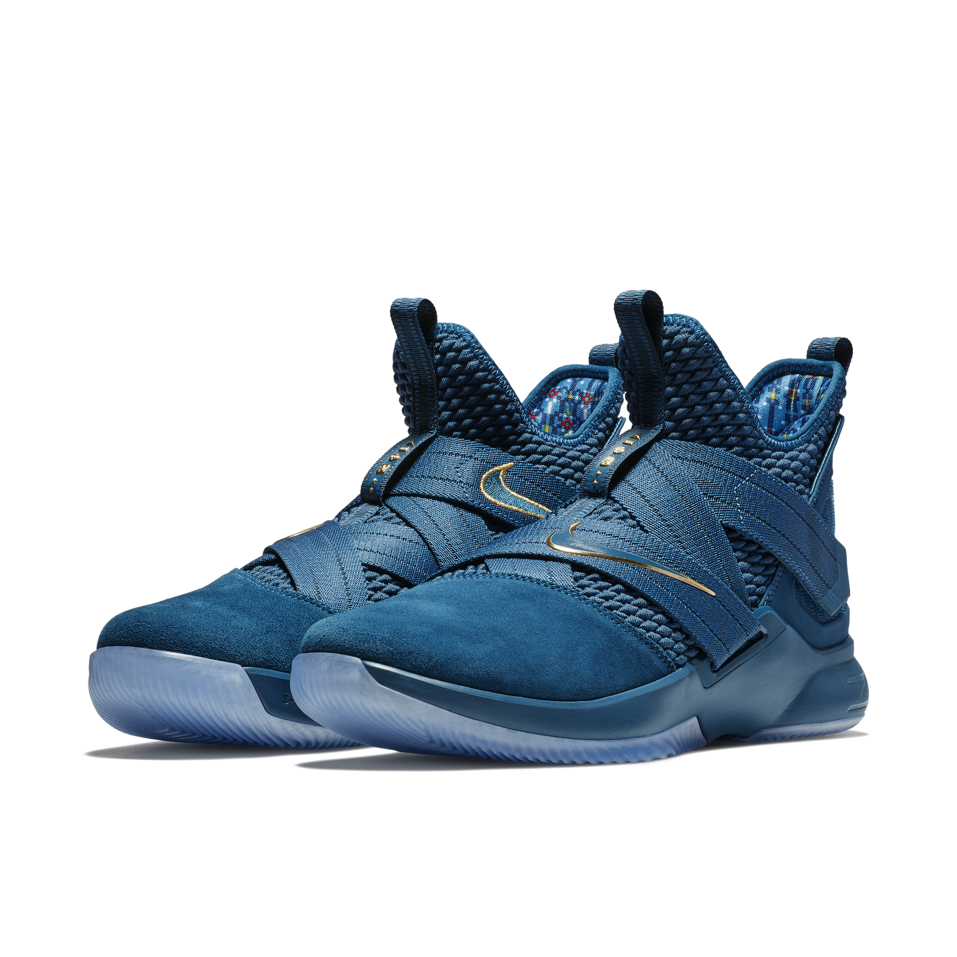20a3322b44e Nike Introduces the Lebron Soldier 12  Agimat  Set to Release This Month