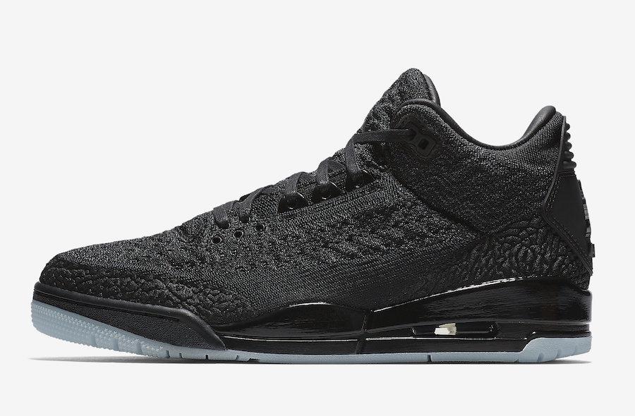 Air-Jordan-3-Flyknit-Black-Release-Date-1
