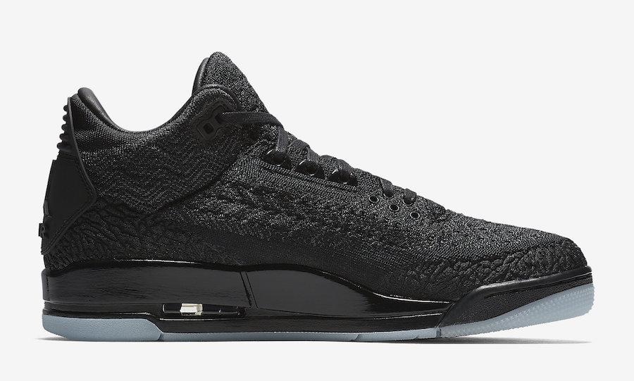 Air-Jordan-3-Flyknit-Black-Release-Date-3