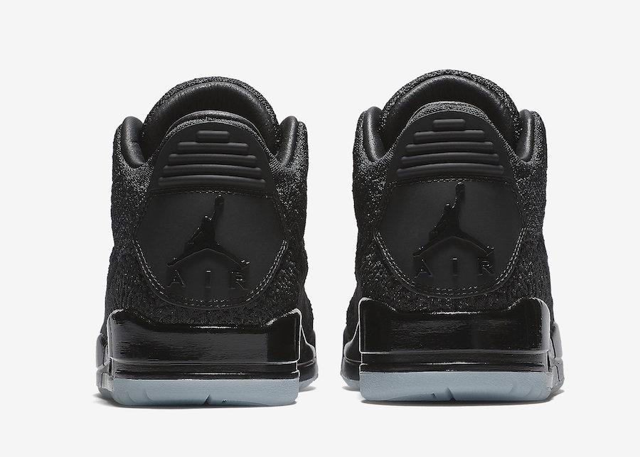 Air-Jordan-3-Flyknit-Black-Release-Date-6