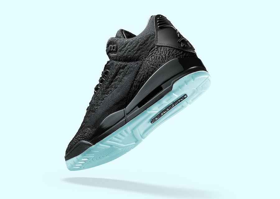 Air-Jordan-3-Flyknit-Black-Release-Date